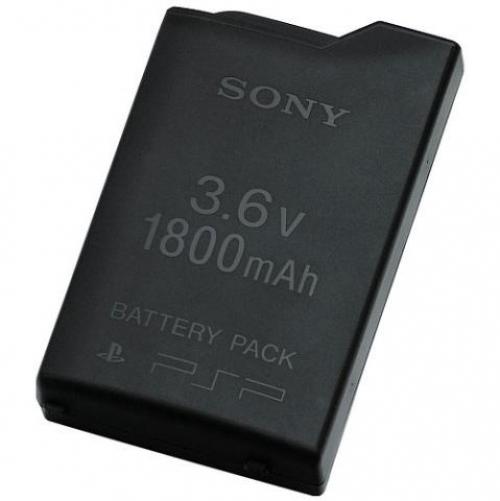 Bateria de PSP