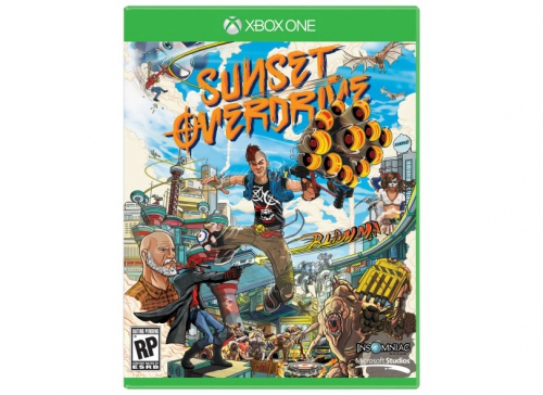 SUNSET OVERDRIVE _ ONE