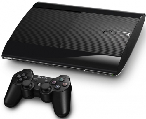 Play Station 3 super Slim SEMI NOVO/sob encomenda