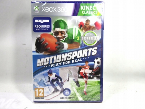 MOTIONSPORTS XBOX360