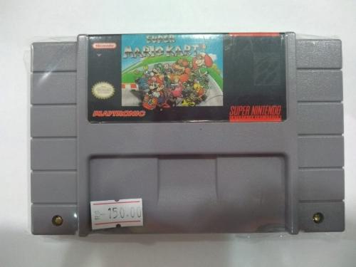 Super Mario Kart SPN Original
