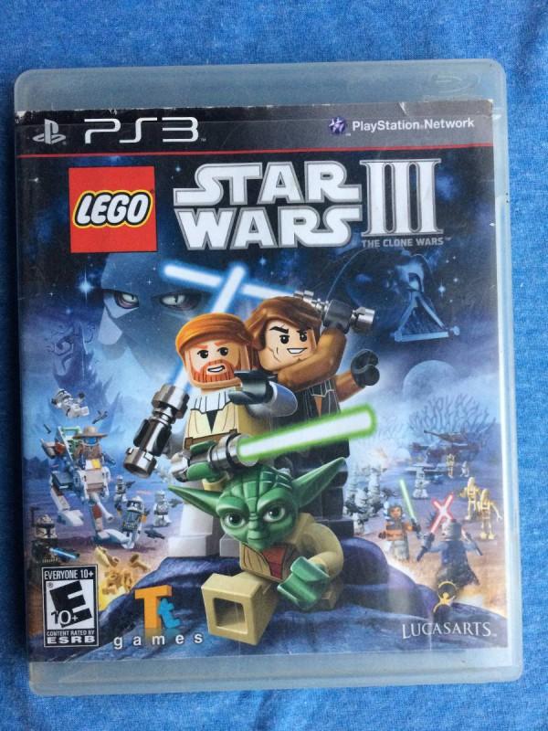 LEGO STAR WAS 3