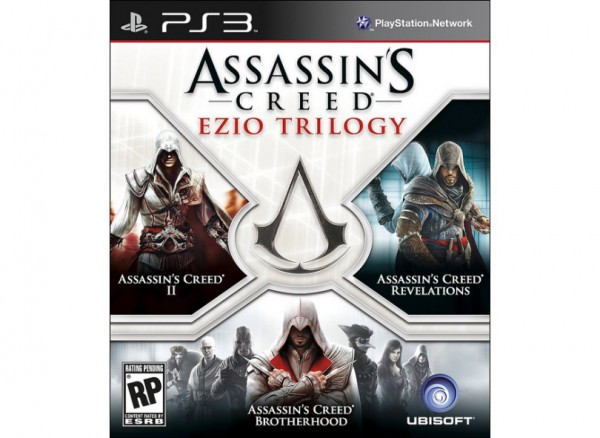 ASSASIN'S CREED EZIO TRILOGY