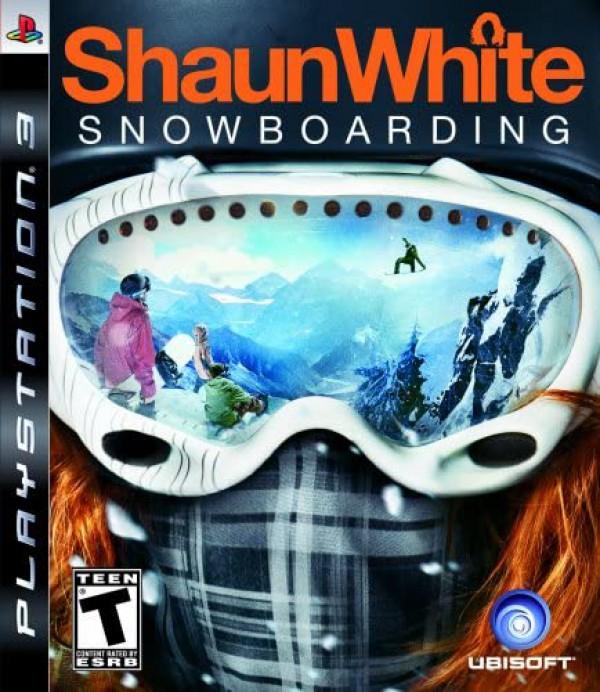 SHAUNWHITE SNOWBOARDING
